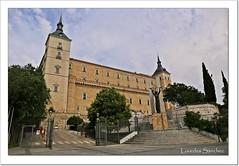 Alcázar de Toledo (Lourdes S.C.) Tags: monumentos alcázardetoledo toledo españa