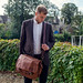 Brown Leather Bag: On the Go City Essentials