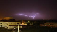 Rayo 2 (berserker170) Tags: rayo ray relampago lightning tormenta strorm eos extremadura 550d noche night flickrexploreme naturalezacautivadora