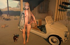 Skipping Town (Bishybaby) Tags: reign uber thearcade n21 foxy glamaffair bossie whimsical jian mbirdie