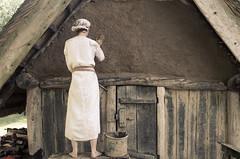 Handmade (elisachris) Tags: haus building handwerk craft lehm nostalgie handmade ricohgr