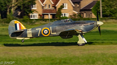 Old Warden Evening Airshow 17 Jun 17 (SHGP) Tags: old warden shuttleworth collection air show airshow 2016 edwardian pageant aircraft aviation world war 2 two ii display shgp steven harrisongreen photography canon eos 700d sigma 150500mm 18250mm de havilland comet racer plane race grosvenor house outdoor vehicle airplane sunset roaring 20s twenties finale flower plant season premiere spitfire glider fauvel demon catalina hurricane hawker heritage warm sky battle britain awesome
