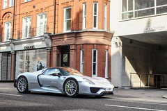 Weissach (TJHarrington) Tags: porsche 918 spyder weissach qatar 418 londoncars supercarsoflondon car supercar