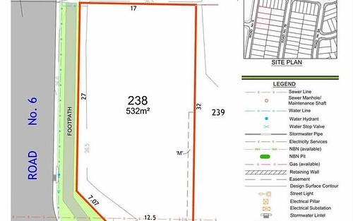 Lot, 238 Proposed Street, Schofields NSW