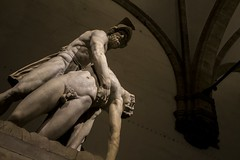 Menelaus supporting the body of Patroclus (Ray Boone) Tags: palazzo vecchio florence italy firenze menelaus supporting body patroclus