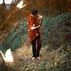 "1/51 ""Metamorfosis"" (Fer Siciliano) Tags: metamorfosis butterflys forest magig fantasy unreal change skin boy model selfportrait otoño orange cian glow brillo photoshop"