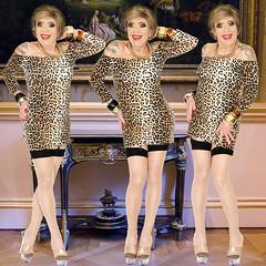 home15016-18 (Ann Drogyny) Tags: shoes legs heels crossdress crossdresser crossdressing cd tv tg ts transvestite transgender transsexual tranny tgirl glamour pinup mature cute sexy stockings nylons suspenders garters