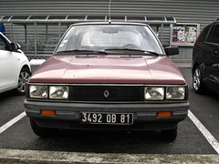 1983 RENAULT R11 GTL Phase I (ClassicsOnTheStreet) Tags: 3492qb81 renault r11 gtl 1983 hatchback 11gtl r11gtl 11 mk1 berline sedan saloon opron robertopron gandini marcellogandini 80s 1980s car voiture auto classic youngtimer klassieker veteran gespot spotted carspot prades pyrénéesorientales routenationale n116 rn116 lidl carpark fr frankrijk france 2017 straatfoto streetphoto streetview strassenszene straatbeeld classicsonthestreet redcar phasei