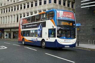 Stagecoach 19196 NK57DVZ Newcastle 300812