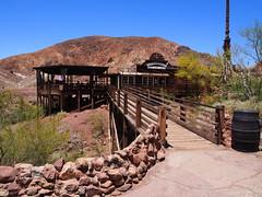 P5280564 (photos-by-sherm) Tags: calico ghost town san bernadino california ca desert mining mines history saloons gunfight museum spring