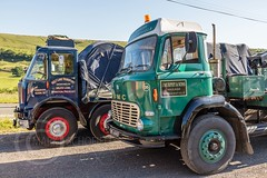 Last Motormans Run June 2017 001 (Mark Schofield @ JB Schofield) Tags: road transport haulage freight truck wagon lorry commercial vehicle hgv lgv haulier contractor foden albion aec atkinson borderer a62 motormans cafe standedge guy seddon tipper classic vintage scammell eightwheeler