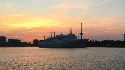 SS Rotterdam - Holland