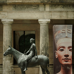"Nefertiti and Amazon • <a style=""font-size:0.8em;"" href=""http://www.flickr.com/photos/44919156@N00/35416698610/"" target=""_blank"">View on Flickr</a>"
