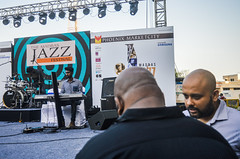 Heads & Eyes sync | Madras Jazz festival 2017. (Vijayaraj PS) Tags: music streetphotography indianstreetphotography artists candid india asia tamilnadu southindia iamnikon performers people eventphotography performer stage 2017 event nikon colours jazz jazzmusic band gig heads eyes syncup instincts
