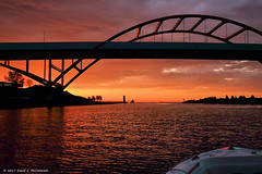 Just Before Sunrise (David C. McCormack) Tags: americana architecture city cityscape eos eos6d greatlakes harbor inspiration lakefront midwest milwaukee michigan outdoor sunriseset sunrise sunset urban river wisconsin water y