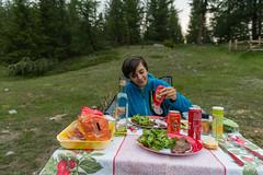 Relax nei boschi-34 ( YariGhidone ) Tags: rosso cesana lago nero claviere monti della luna van life vanlife campe furgone vita avventure adventure campfire camping wildlife wild camper