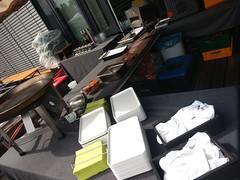 """#HummerCatering #Event #Grill und #Burger #Catering #Service in #Köln #Frechen. #Sommerfest an der #IFH. Wir hatten für unsere #Gäste #leckeres #Gaffel #Kölsch vom #Fass und leckere kalte #Softgetränke wie zum #Beispiel #DieLimo von #Granini. Zum #Essen g • <a style=""""font-size:0.8em;"""" href=""""http://www.flickr.com/photos/69233503@N08/35456676262/"""" target=""""_blank"""">View on Flickr</a>"""