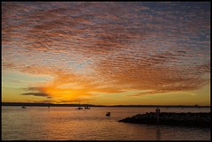 Sunset over Deception Bay_4=