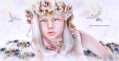 FAVORITE FLOWERS (Annyzinh Oliveira) Tags: more okinawa summer festival 2017 bauahus movement the project se7en {imeka} hair fair