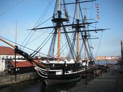 DSCN0538 (g0cqk) Tags: hartlepool ts240xz trincomalee royalnavy ledaclass frigate museum