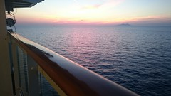 sunset on the cruise (By Michael Fernandes) Tags: michael fernandes cruise ship sun set aunset sea
