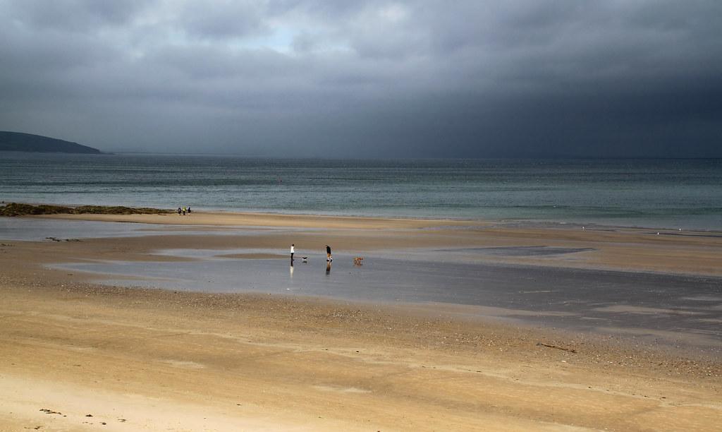 Saundersfoot Beach 2