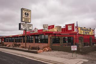 Roadkill Cafe - I liked the name!