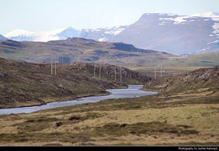 Selfljót, Eiðar, Iceland