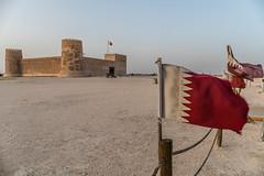 Zubara Fort, Qatar (ReinierVanOorsouw) Tags: qatar sonya7r sony middleeast middenoosten reizen travelling doha sonya7rii a7r a7rii reiniervanoorsouw reisfotografie reiniernothere reis reinierishere katar دولة قطر citytrip city citylife الدوحة катар 卡塔尔