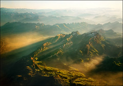 Last rays over Alps (Katarina 2353) Tags: alps summer sunset mountain katarina2353 katarinastefanovic