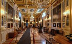 Eu (Seine-Maritime) - Le château - Musée Louis-Philippe - Galerie des Guises (Morio60) Tags: eu seinemaritime 76 normandie chateau musée louisphilippe