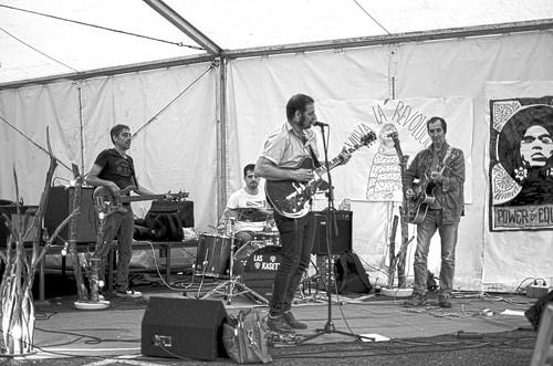 LAS CHINCHETAS (Iruña) [Bixamona Fest 9] 2017-07-03