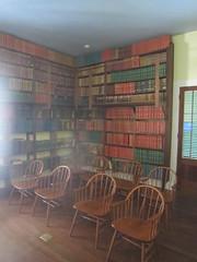 Beauvoir Library 3 (JuralMS) Tags: unitedstates mississippi harrisoncounty biloxi biloxi2017 2017 beauvoir antebellumhouses nationalhistoriclandmarks
