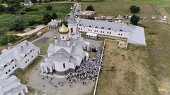 115. The Feast of Saint John, Wonder-worker of Shanghai and San Francisco in Adamovka Village / Свт. Иоанна Шанхайского в Адамовке 02.07.2017