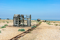 Dungeness 19 June 2017-0014.jpg (JamesPDeans.co.uk) Tags: outbuildings england dungeness gb greatbritain seakale coastaldecay shingle kent coast sea shed unitedkingdom decay digital downloads licence britain rails landscape wwwjamespdeanscouk history architecture railway landscapeforwalls europe uk photography digitaldownloadsforlicence jamespdeansphotography printsforsale forthemanwhohaseverything rust dead