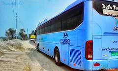 Desh Travels (Cms Rayhan Raz) Tags: bus buses bangladeshibus busesofbangladesh hyundaibus hyundai