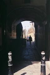 Gunthorpe Street Arch (goodfella2459) Tags: nikon f4 cinestill 50 35mm c41 film analog colour gunthorpe street arch george yard martha tabram jacktheripper whitechapel east end london crime history milf