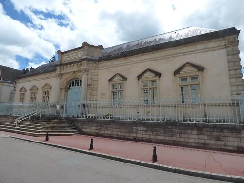 Palais de Justice - Rue du Tribunal, Beaune