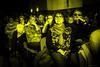 17-012-20170114_FUJ4644 (patrickbatard) Tags: politique présidentielle élection 2017 meeting peuple expression doute incrédule incrédulité ennui jaune noiretblanc