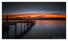 All 16 minutes worth (Deek Wilson) Tags: holywood kinnegar jetty countydown belfastlough sunset sky longexposure northernireland landscape seascape canon7dmkii leebigstopper