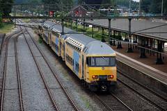 Stam 7342 (lex_081) Tags: vsm ns station dieren 1700 1756 stam 7342 dubbeldeksrijtuigen roestrijden alsthom 20170710