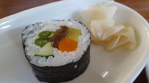 Hello, sushi