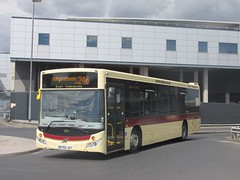 East Yorkshire 387 BT65JGY Hull Interchange on 246 (1280x960) (dearingbuspix) Tags: eyms eastyorkshire 387 bt65jgy