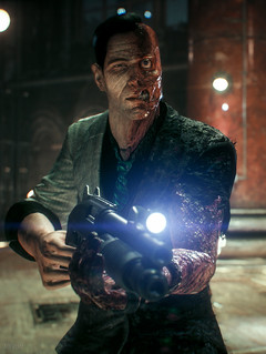 Batman: Arkham Knight / Two-Face