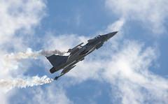 SAAB JAS 39 Gripen (Boushh_TFA) Tags: saab jas 39 gripen 219 39291 swedish air force svenska flygvapnet försvarsmaktens flygdagar 2016 malmen airbase flygplats escf malmslätt linköping sweden nikon d600 nikkor 300mm f28 vrii