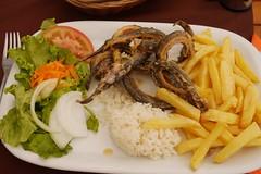 ウナギのフライ (lulun & kame) Tags: europe aveiro ヨーロッパ 魚介類 ヨーロッパの料理 portuguesefood fish europeanfood アヴェイロ portugal ポルトガル ポルトガル料理 lumixg20f17
