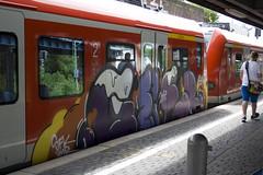 geier (wallsdontlie) Tags: graffiti cologne geier train panel