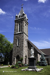 Sault 1875 Precious Blood Cathedral 1509 (kathypaynter.com) Tags: makingacircle saultstemarie ssm sault soosaintmarie church 1875 1875church preciousbloodcathedral sault1875church ssm1875church