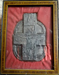 Pirton, Worcestershire (Sheepdog Rex) Tags: crucifixion stpeterschurch pirton