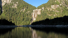 Regina del Lago waterfall (ab.130722jvkz) Tags: italy trentino alps easthernalps rhaethianalps adamellopresanellaalps mountains waterfalls lakes
